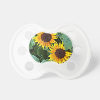 Sunny Sunflowers Pacifier