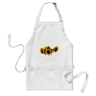 Sunny Sunflowers Standard Apron