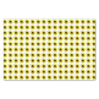 Sunny Sunflowers Tissue Paper