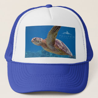 Sunny the Sea Turtle - Trucker Hat