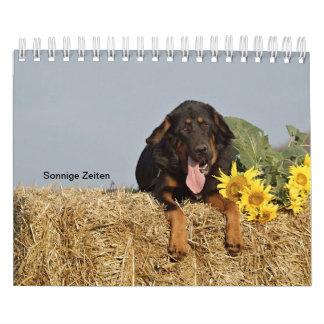 Sunny times calendars