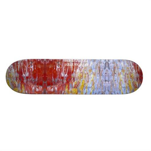 Sunny Water Skateboard