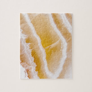Sunny Yellow Agate Jigsaw Puzzle