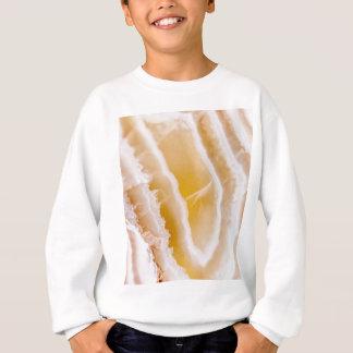 Sunny Yellow Agate Sweatshirt