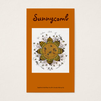 Sunnycomb Series #3 Business Card