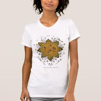 Sunnycomb -Women's T-Shirt (white)