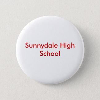 Sunnydale High School Badge 2 Inch Round Button