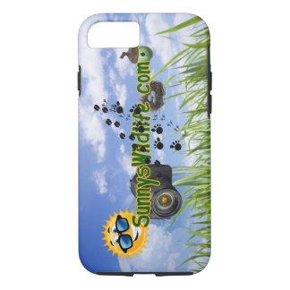 Sunnys Wildlife iPhone 7 custom case