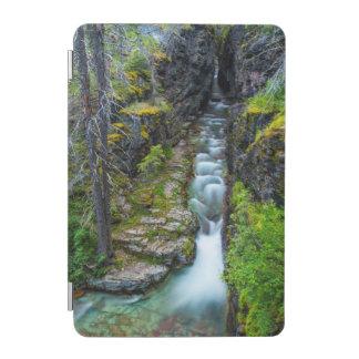Sunrift Gorge In Glacier National Park, Montana 2 iPad Mini Cover