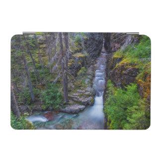 Sunrift Gorge In Glacier National Park, Montana iPad Mini Cover