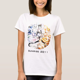 Sunrise 2011 - The Suns of the World for Japan T-Shirt