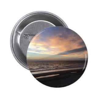 Sunrise 2 Inch Round Button