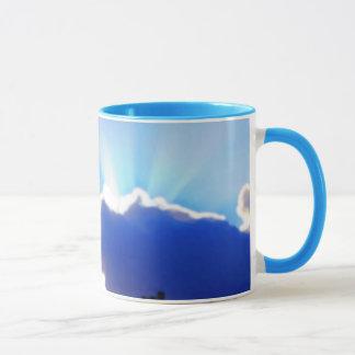 Sunrise 3 mug