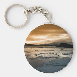 Sunrise Arctic Key Chains