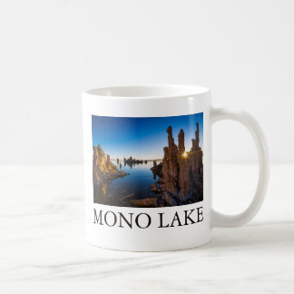 Sunrise at Mono lake, California Coffee Mug