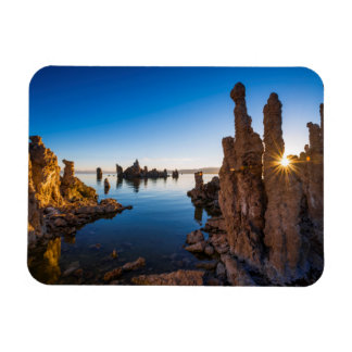 Sunrise at Mono lake, California Magnet