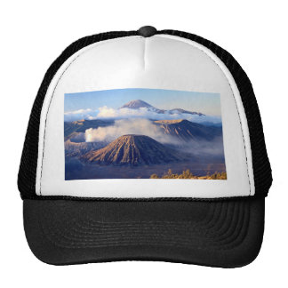 Sunrise at Mount Bromo, Java, Indonesia Hat