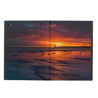 Sunrise at Roker IPad Case