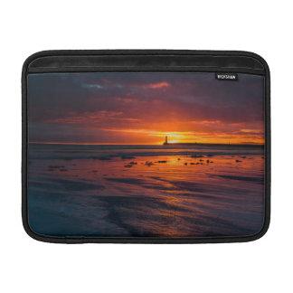 Sunrise at Roker Macbook Air Sleeve