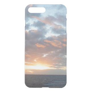 Sunrise at Sea I Pastel Seascape iPhone 8 Plus/7 Plus Case