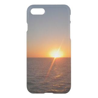 Sunrise at Sea III Ocean Horizon Seascape iPhone 8/7 Case