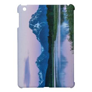 Sunrise at the Grand Tetons Cover For The iPad Mini