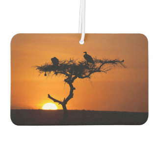 Sunrise at the Masai Mara, Kenya Air Freshener