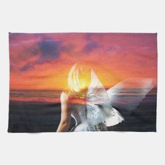 SUNRISE BLISS KITCHEN TOWEL