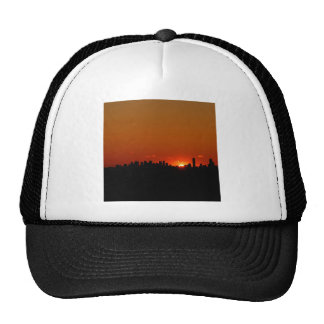 Sunrise Boston Mesh Hats