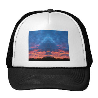 Sunrise Buddha Trucker Hat