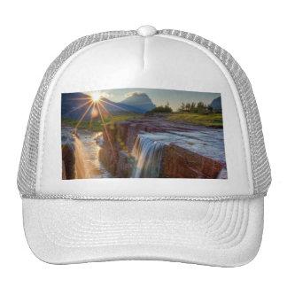 sunrise buiety trucker hat