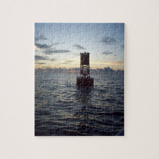 Sunrise Buoy Jigsaw Puzzle