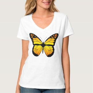 Sunrise Butterfly T-Shirt