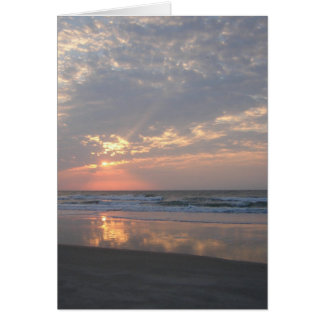 Sunrise Card