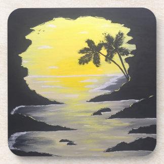 Sunrise Cave Coaster set/6