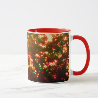 Sunrise Christmas Lights Photo 1, Version 2 Mug