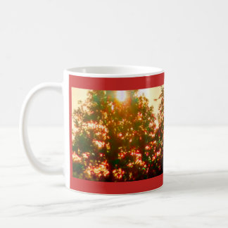 Sunrise Christmas Lights Photo 1, Version 3 Coffee Mug