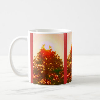 Sunrise Christmas Lights Photo 2 Coffee Mug