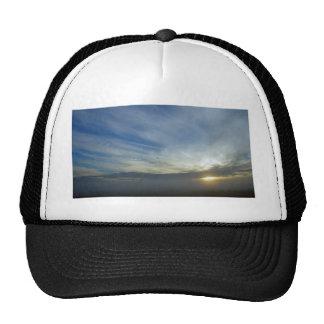Sunrise Clouds Hat