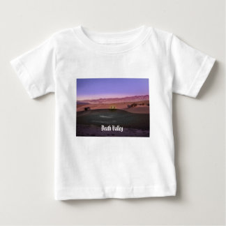 Sunrise Death Valley National Park Baby T-Shirt