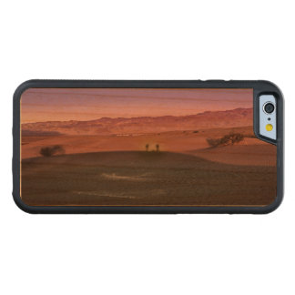 Sunrise Death Valley National Park Carved Cherry iPhone 6 Bumper Case