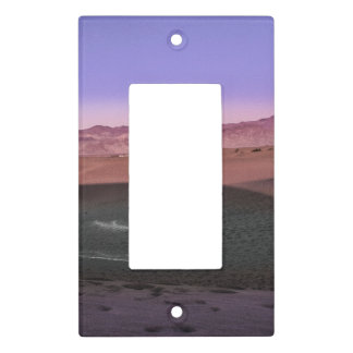 Sunrise Death Valley National Park Light Switch Cover