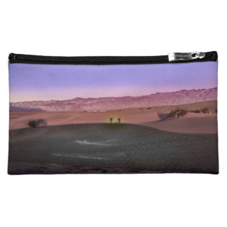 Sunrise Death Valley National Park Makeup Bag