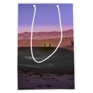 Sunrise Death Valley National Park Medium Gift Bag