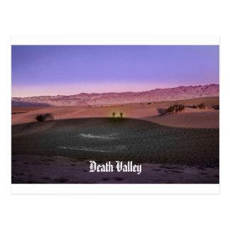 Sunrise Death Valley National Park Postcard