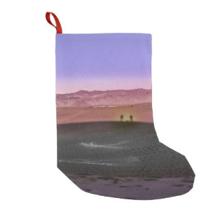 Sunrise Death Valley National Park Small Christmas Stocking