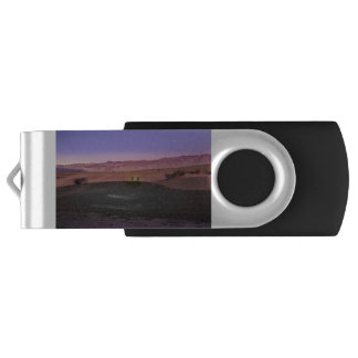 Sunrise Death Valley National Park Swivel USB 3.0 Flash Drive