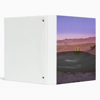 Sunrise Death Valley National Park Vinyl Binders