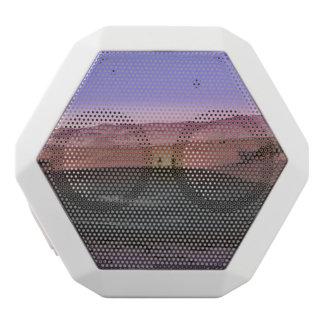 Sunrise Death Valley National Park White Bluetooth Speaker