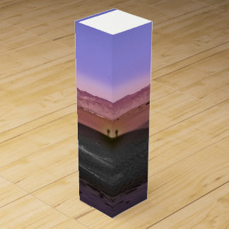 Sunrise Death Valley National Park Wine Box